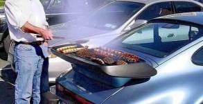 porsche barbecue jacky